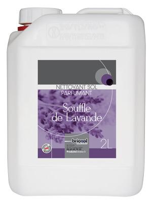 Nettoyant sol parfumant Souffle de lavande B90020