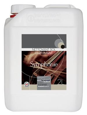 Nettoyant sol parfumant Symphonie B90022