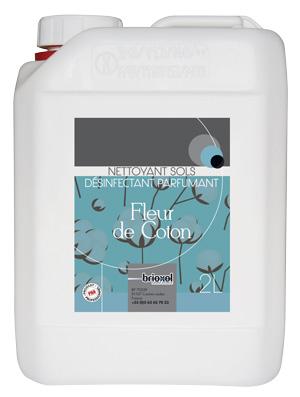 Nettoyant sol parfumant Fleur de coton B90024