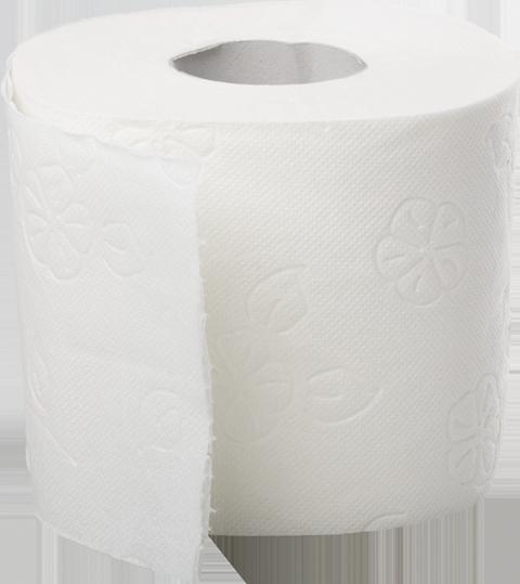 Papier toilette ménager en ballot de 108 rouleaux A10010