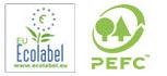 logo Ecolabel et PEFC